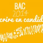 Programme Bac libre 2015