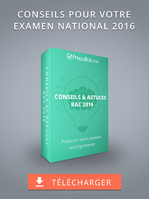 Conseils et Astuces BAC 2016 – Préparez votre examen intelligemment